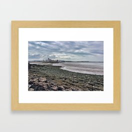 Weston-super-Mare, Somerset Framed Art Print
