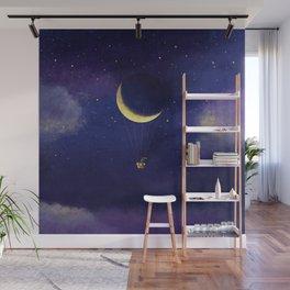 Lunar Flight Wall Mural