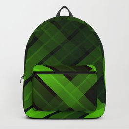 Greem Lines Backpack
