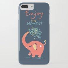 Enjoy the Moment iPhone 7 Plus Slim Case