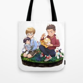 Final Fantasy 15 Boys Tote Bag