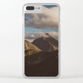 Krywan - Landscape and Nature Photography Clear iPhone Case
