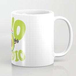 Avo Cardio - Fitness Avocado Coffee Mug