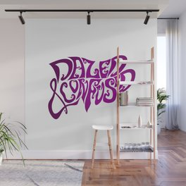 Dazed & Confused Wall Mural