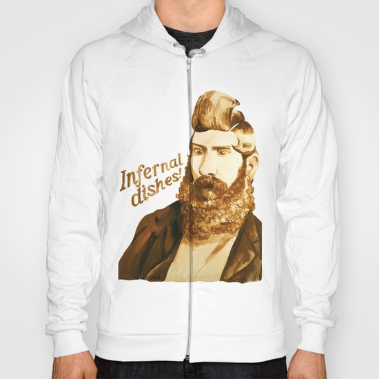 Infernal dishes Hoody