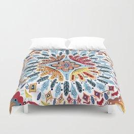 Spanish Tiles Duvet Cover