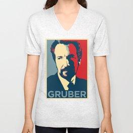 GRUBER Unisex V-Neck