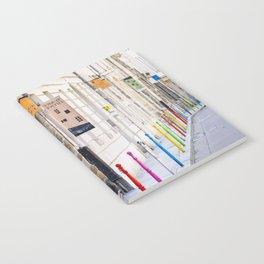 Paris Street Style No. 3 Notebook