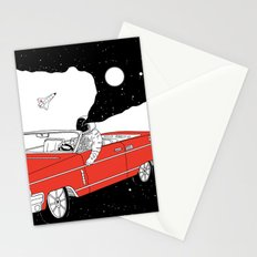Passing Dream Stationery Cards