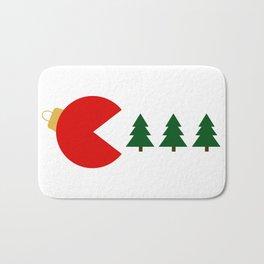 Christmas Tree Munchies Bath Mat