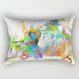 Morning Echo Rectangular Pillow