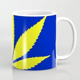 Weed Hash Bash Blue Coffee Mug