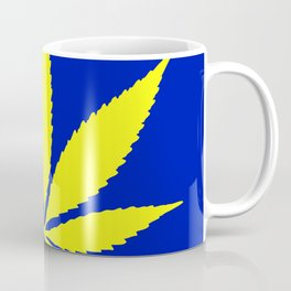 Weed Hash Bash Blue Coffee Mug