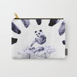 Panic (Panda)monium Carry-All Pouch