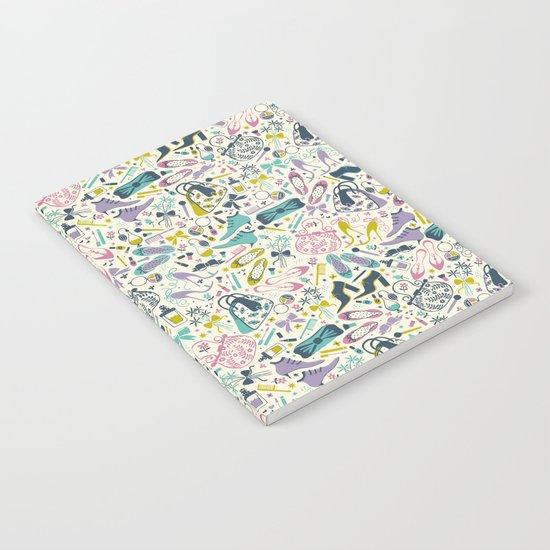 Heels and Handbags (sweet) Notebook