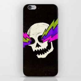 Variations on a Skull Part One iPhone Skin
