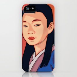 Side-look iPhone Case