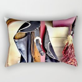 Chaps & Peppers Rectangular Pillow