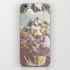 backyard stones iPhone & iPod Skin