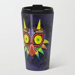 Majora's Mask Splatter Travel Mug