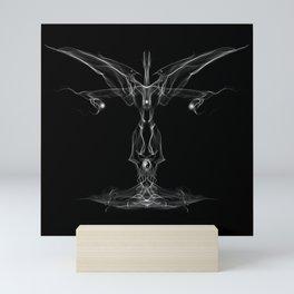Equilibrium Libra Justice Mini Art Print