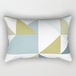 Modern Geometric 15 Rectangular Pillow