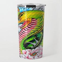 "'Protection' 11"" x 14"" Colored Pencil on Bristol Board 2012 Dan Gribben Travel Mug"