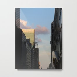 New York City Sky II Metal Print