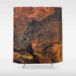 Bronze Age Shower Curtain