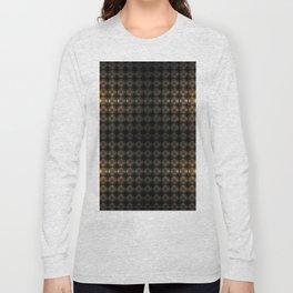 Fractal Art by Sven Fauth - Eye of the Matrix Long Sleeve T-shirt