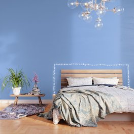 Soft Cooling Blue - Color Therapy Wallpaper