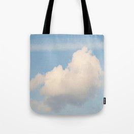 Fluffy Cloud Tote Bag