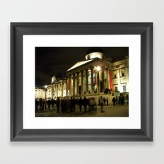 Gallery in Motion Framed Art Print