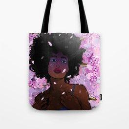 Chery Blossom Tote Bag