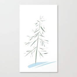 Winter tree Lancaster,PA Canvas Print