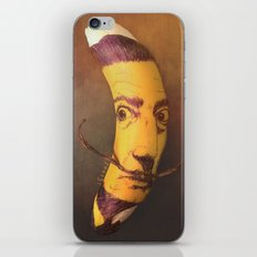 Salvador Bananali iPhone & iPod Skin