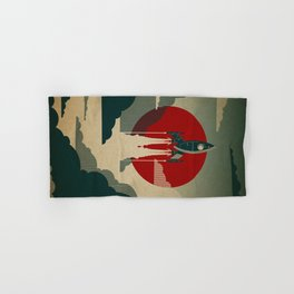 The Voyage Hand & Bath Towel