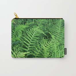 Layers of Ferns Carry-All Pouch