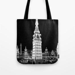 Luna Park, Coney Island New York (1905) Tote Bag