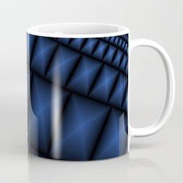 Fractal Toblerone Coffee Mug