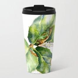 California Oak Moth Caterpillar Travel Mug