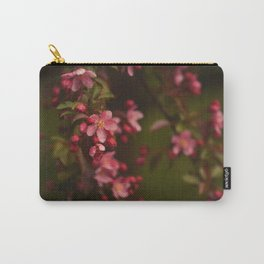 Graceful Spring Carry-All Pouch