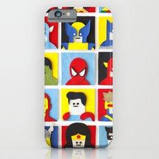 Felt Heroes Slim Case iPhone 6
