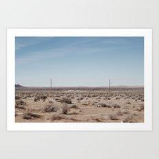Death Valley 1.0 Art Print