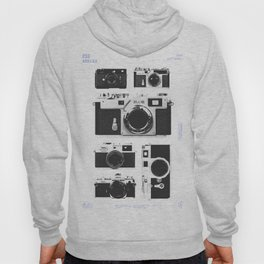 Cameras : 1950 / Japan Collection Hoody