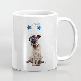 A Pug's Life Coffee Mug
