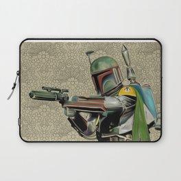 Starwars Boba Fett Laptop Sleeve