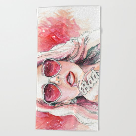 lana Beach Towel