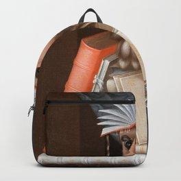 The Librarian - Giuseppe Arcimboldo Backpack