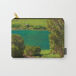 Alternate greens Carry-All Pouch